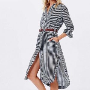 Free People Faded In the Morning Shirt Dress